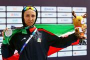  بانوی قایقران گیلانی در مسابقات المپیک قاره کهن