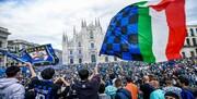 دیوانه وار ترین جشن های شهر میلان در روز های کرونایی +تصاویر و فیلم