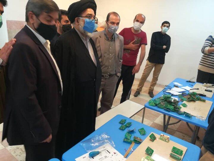 گروه های جهادی در کرونا به کمک ما آمدند/ زمینی در ورامین برای جابجایی ندامتگاه خورین به تایید کارشناسان نرسیده است