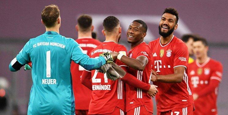 بایرن مونیخ با تعدادی از بازیکنانش خداحافظی می کند