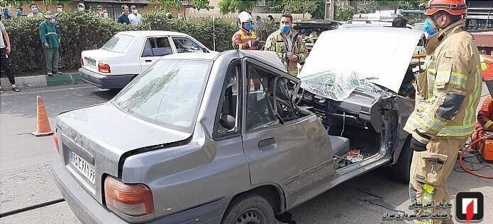 آتشنشانی , سازمان آتشنشانی تهران , حوادث , اورژانس ,