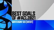 رقابت قایدی، مغانلو و عباسزاده برای عنوان بهترین گل لیگ قهرمانان آسیا /فیلم