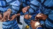 دستگیری زورگیران کرج + جزئیات