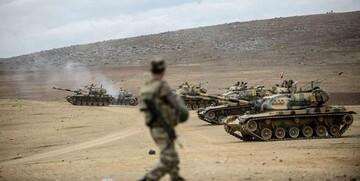 استقرار گسترده ارتش ترکیه در شمال عراق