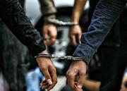 دستگیری سارق پس از 15 دقیقه