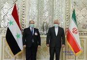 گفتگوی تلفنی ظریف و وزیر امور خارجه سوریه