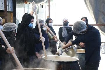 افطاری ویژه به سبک مشهدیها برای 5 هزار نیازمند تهرانی