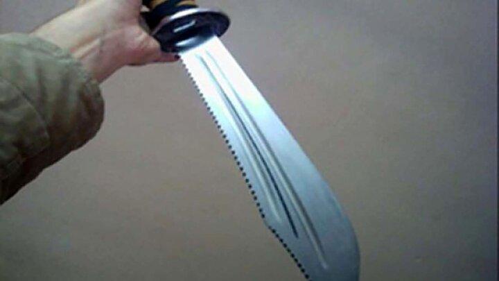 شمشیر زن سامورایی به دام افتاد