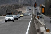 افزایش تردد در محورهای برون شهری / منع تردد