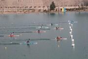 راهیابی ایرانیان به فینال مسابقات روئینگ ژاپن