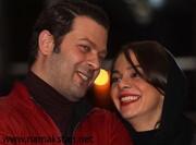 عاشقانه پژمان بازغی به وقت زادروز همسرش + عکس