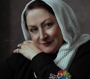 مریم امیر جلالی به وقت شیراز  + عکس