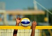 هفته سوم و چهارم لیگ برتر والیبال ساحلی به میزبانی کویرنشینان