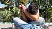 کیف قاپ 16 ساله به دام پلیس افتاد + عکس