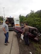 حادثه ای دیگر در جاده امامزاده هاشم