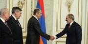 رایزنی لاوروف و سرپرست نخستوزیری ارمنستان درباره اوضاع قرهباغ