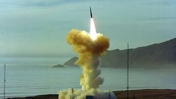 شکست نیروی هوایی آمریکا در آزمایش موشک بالستیک