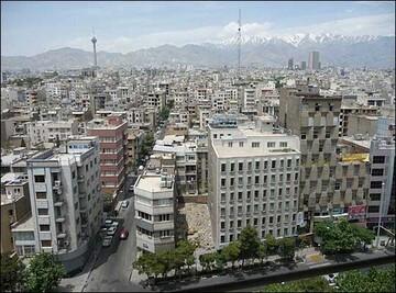 قیمت خرید خانههای 5 تا 10 ساله پایتخت
