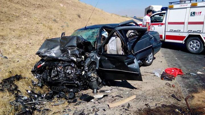 تصادف مرگباری دیگر + جزئیات