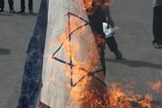 راهپیمایی روز قدس در ملارد