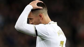 ادن هازارد از طرفداران رئال مادرید عذرخواهی کرد /عکس