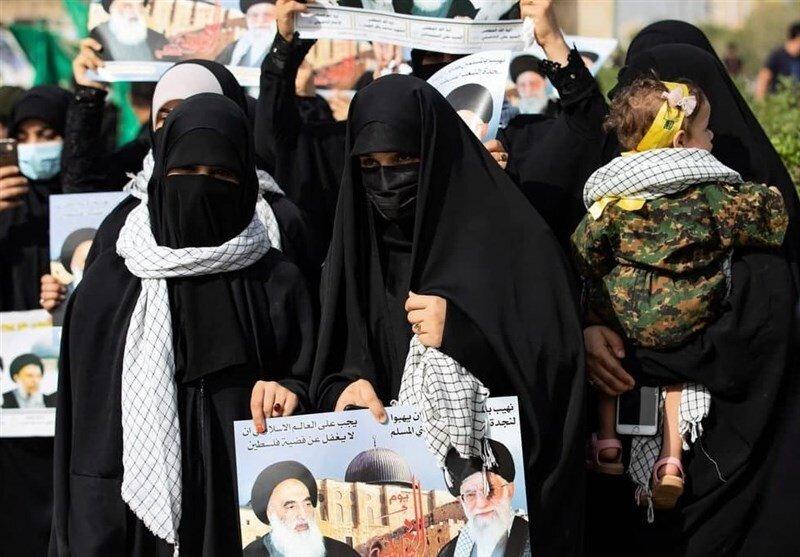 راهپیمایی روز قدس , کشور عراق ,