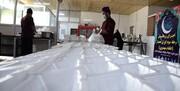 توزیع ۲۰ هزار غذای گرم در کهریزک