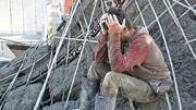 سقوط از داربست جان نوجوان 19 ساله را گرفت