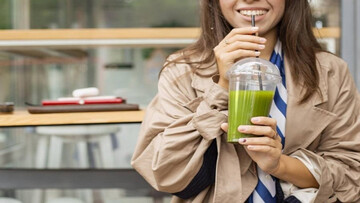 نوشیدنیهای پاک کننده سموم بدن