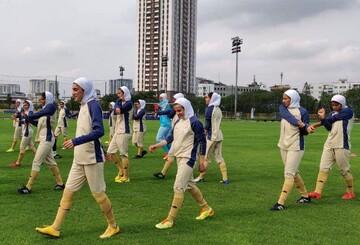 اردوی انتخابی تیم ملی فوتبال زیر 20 سال بانوان