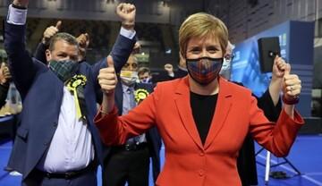 پیروزی احزاب طرفدار استقلال اسکاتلند