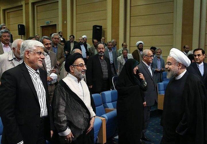 نمره دولت روحانی در کارنامه اصلاحطلبان