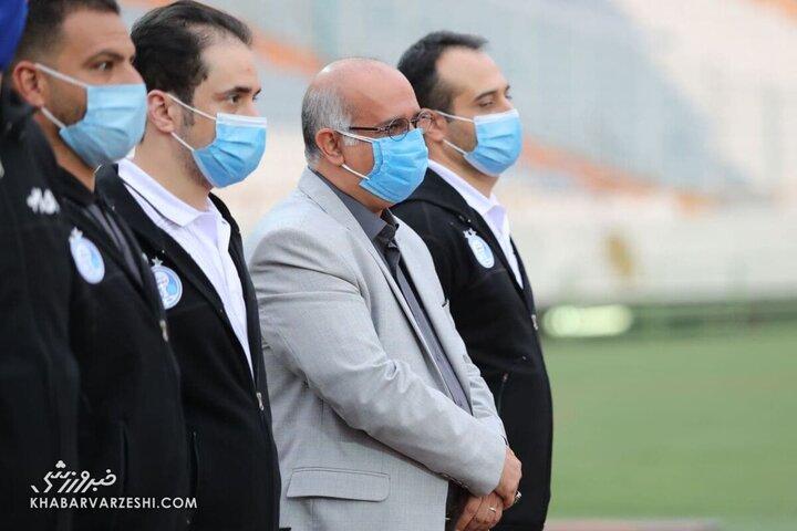 تغییر پست محمد کاظمی در کادر استقلال