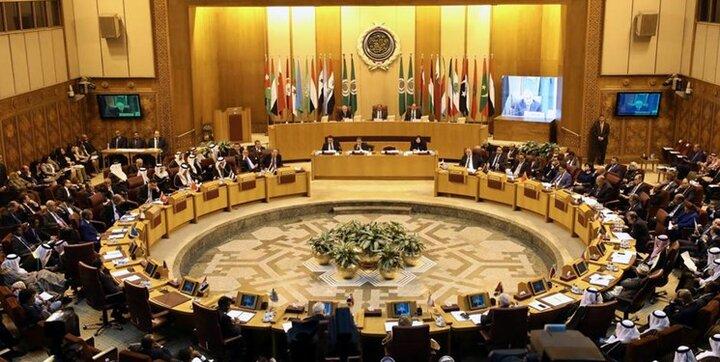 نشست اضطراری اتحادیه عرب