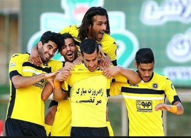 """""""حاجصفی"""" امید سپاهان در دیدار با پرسپولیس"""