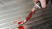 چاقو ی در دست مادر شوخی شوخی در قلب پسرش فرو رفت