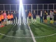 شروع مسابقه فوتسال جام رمضان