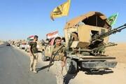 انجام مرحله دوم عملیات «علی ولی الله» توسط نیروهای حشد شعبی