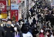 سیر صعودی مبتلایان به کرونا در ژاپن