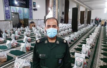 ادامه توزیع دوهزار بسته معیشتی کمک مومنانه در ماه رمضان در پیشوا