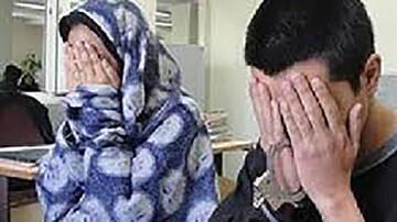 زوج سارق در تهران / حواستان به مستاجرین موقت باشد