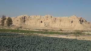 (قلعه ایرج) بزرگ ترین قلعه خشت خام جهان در پیشوا