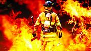 سرطان در کمین آتش نشانان