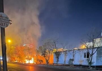 ناآرامی در اطراف کنسولگری ایران در کربلا
