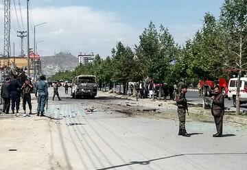 انفجاری دیگر در یک اتوبوس در افغانستان