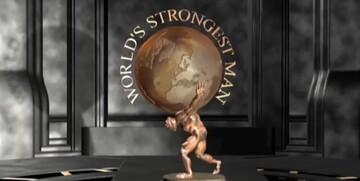 قویترین مرد جهان در MMA+عکس و فیلم