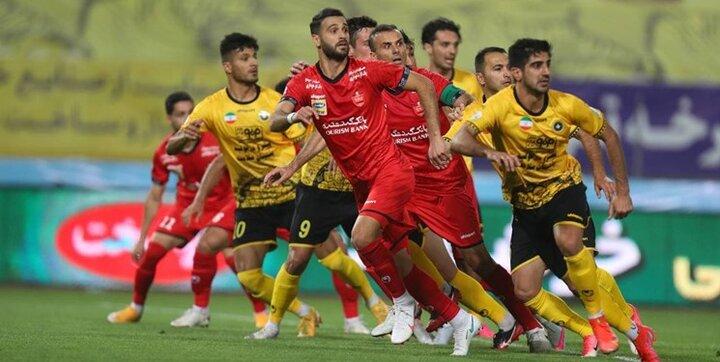 توضیحات روابط عمومی باشگاههای سپاهان و پرسپولیس