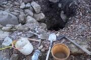 حفاری غیرمجاز مرگبار در کرمانشاه