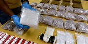 ۵۶۰ کیلو موادمخدر از نیسانی کشف شد