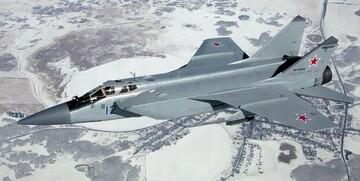 رهگیری جت های جاسوسی از سوی جنگندههای روسیه